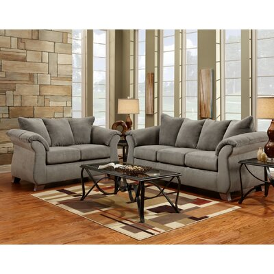 Tottenham 2 Piece Living Room Set