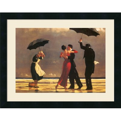 The Singing Butler Framed Painting Print