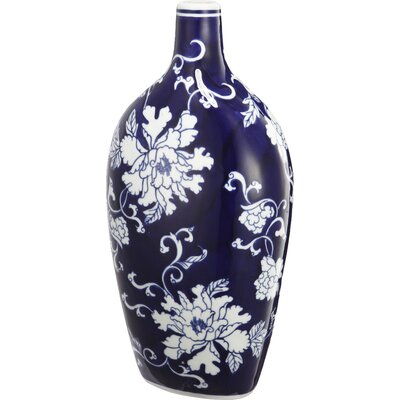 Alcott Hill Flowers Ceramic Vase