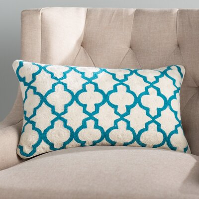 Throw Pillow Size: 12 H x 20 W x 2.5 D