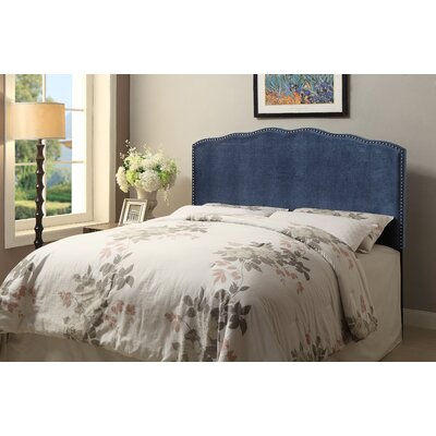 Bicknell Upholstered Panel Headboard Size: Queen