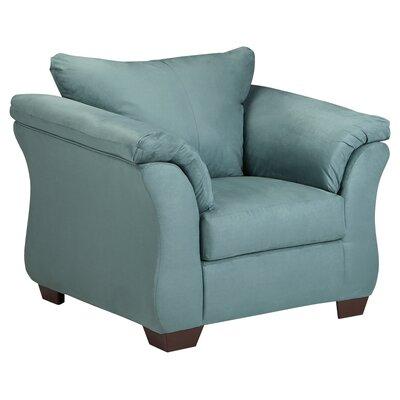Huntsville Armchair Upholstery: Sky