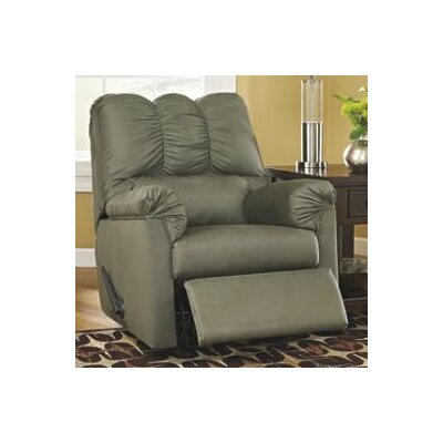 Huntsville Manual Rocker Recliner Upholstery: Sage