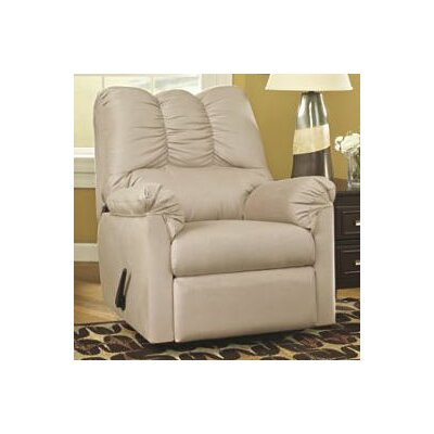 Huntsville Manual Rocker Recliner Upholstery: Stone