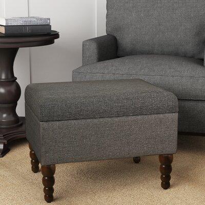 Olivier Coffee Table Upholstery: Dark Gray