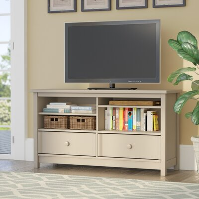 Refrenshire TV Stand Finish: Cobblestone