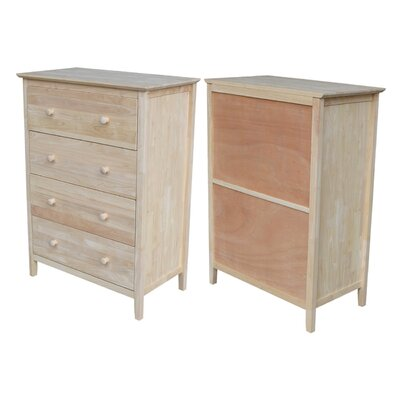 Sommerville 4 Drawer Chest