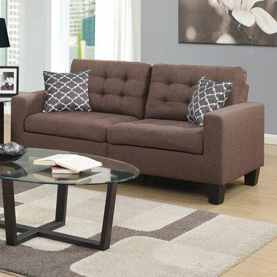Bateson Sofa Upholstery: Beige