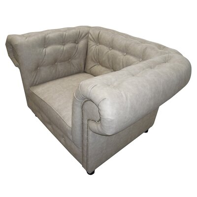 Ellisville Tufted Chesterfield Sofa