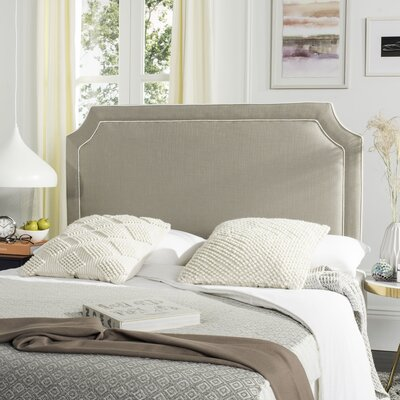 Westwood Upholstered Panel Headboard Size: Queen