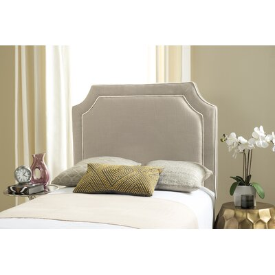Westwood Upholstered Panel Headboard Size: Twin
