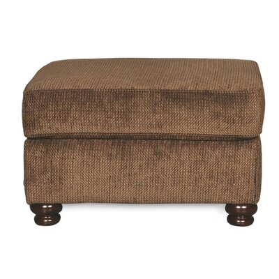Westerville Ottoman Upholstery: Chocolate