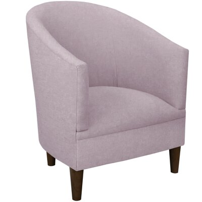 Diana Barrel Chair Upholstery: Linen Smokey Quartz