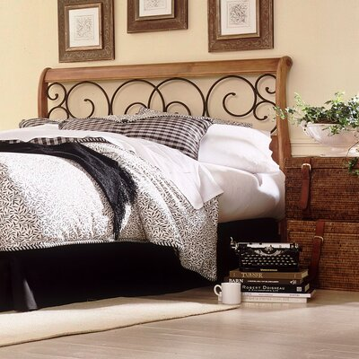 Paschall Open-Frame Headboard Size: Queen