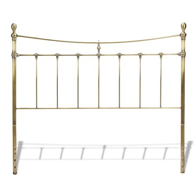 Argent California king Panel Bed