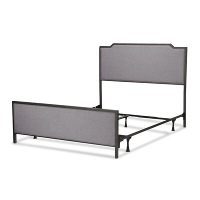 Duggan Upholstered Panel Bed Size: Twin
