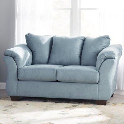 Huntsville Loveseat Upholstery: Sky