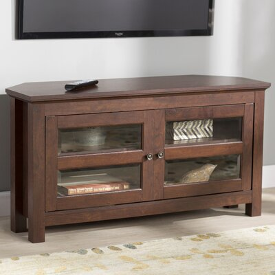 Galbraith 44 TV Stand Color: Brown