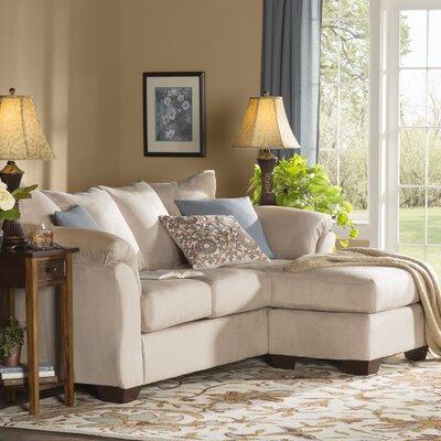 Huntsville Sectional Upholstery: Stone