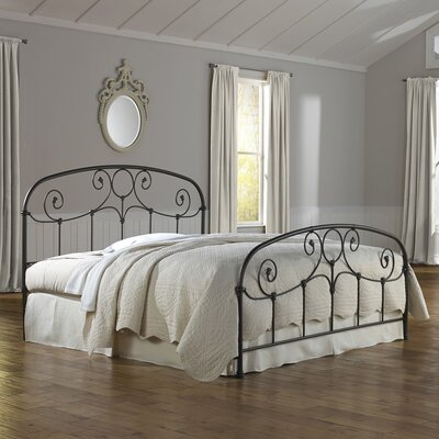 Leavitt Panel Bed Size: California King