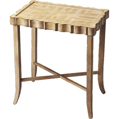 Seatonville End Table Color: Driftwood
