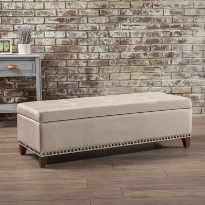 Bluford Upholstered Storage Bench