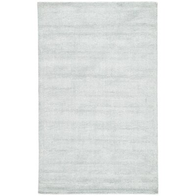 Windridge Blue Solid Area Rug Rug Size: Rectangle 5 x 8