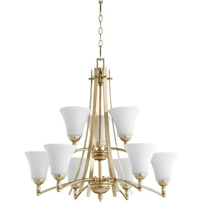 Eastchester 9-Light Candle-Style Chandelier