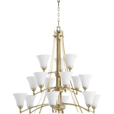Eastchester 15-Light Candle-Style Chandelier