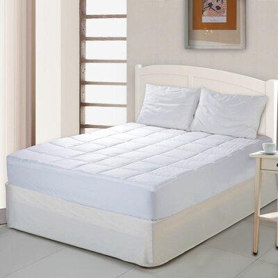 0.5 Cotton Mattress Pad Size: Twin XL
