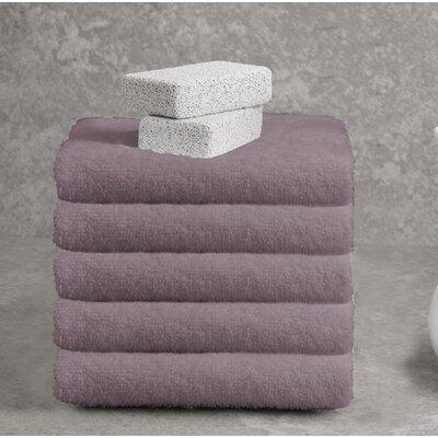 Ruhlman Hand Towel Set Color: Plum
