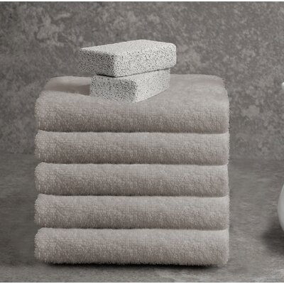 Ruhlman Hand Towel Set Color: Gray