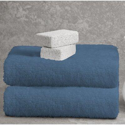Ruhlman Bath Towel Set Color: Denim