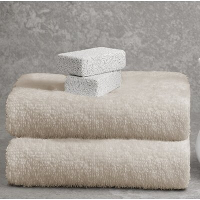 Ruhlman Bath Towel Set Color: Light Taupe