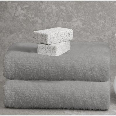 Ruhlman Bath Towel Set Color: Dark Taupe