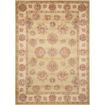 Baum Light Green Area Rug