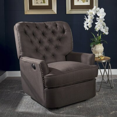 Prestbury Fabric Power Single Motor Recliner