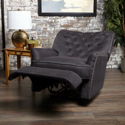 Hornby Fabric Power Manual Recliner