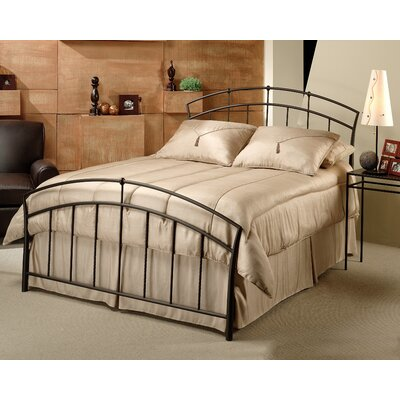 Anna Panel Bed Size: King
