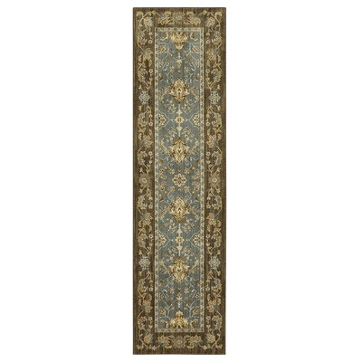 Cumberbatch Area Rug Rug Size: Runner 21 x 71