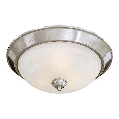 Stivers 3-Light Flush Mount