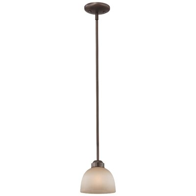 Alcott Hill Stivers 1-Light Mini Pendant