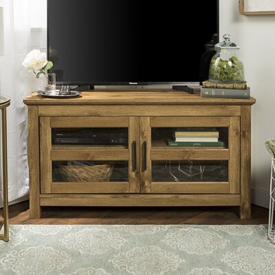 Galbraith 44 TV Stand Color: Barnwood