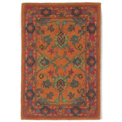 Petra Mandarin Agra Rug Rug Size: 2 x 3