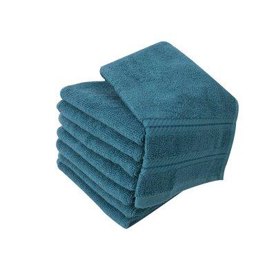 Antalya Wash Cloth Color: C.Blue