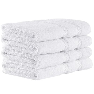 Antalya Wash Cloth Color: White