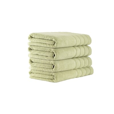 Classic Luxury Towel Set Color: Green