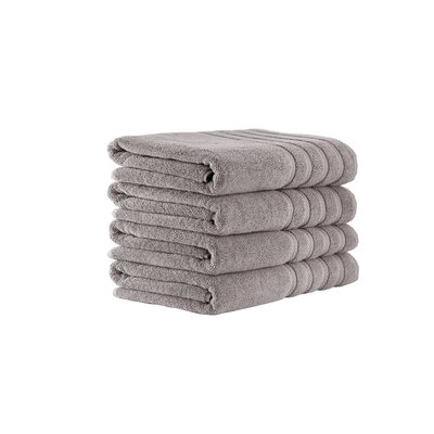 Classic Luxury Towel Set Color: Rock Ridge
