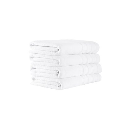 Classic Luxury Towel Set Color: White