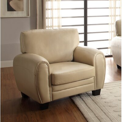 Leith Armchair Upholstery: Taupe